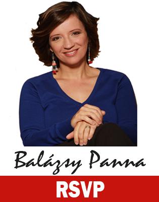 Balázsy Panna - RSVP