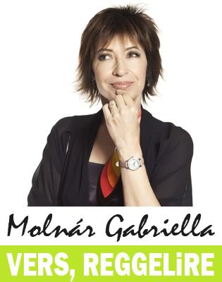 Molnár Gabriella - Vers, reggelire