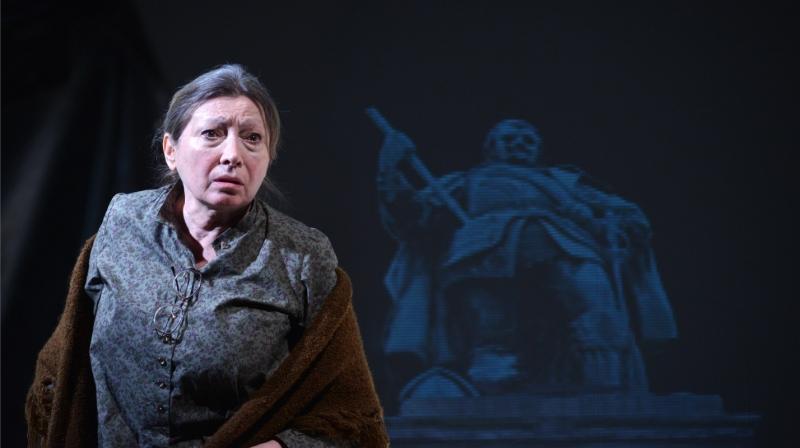 Bodnár Erika (Brecht: Kurázsi mama - Katona József Színház)