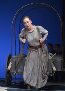 Bertolt Brecht: Kurázsi mama - Fullajtár Andrea