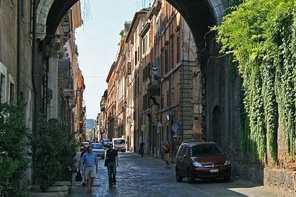 Róma - Via Giulia
