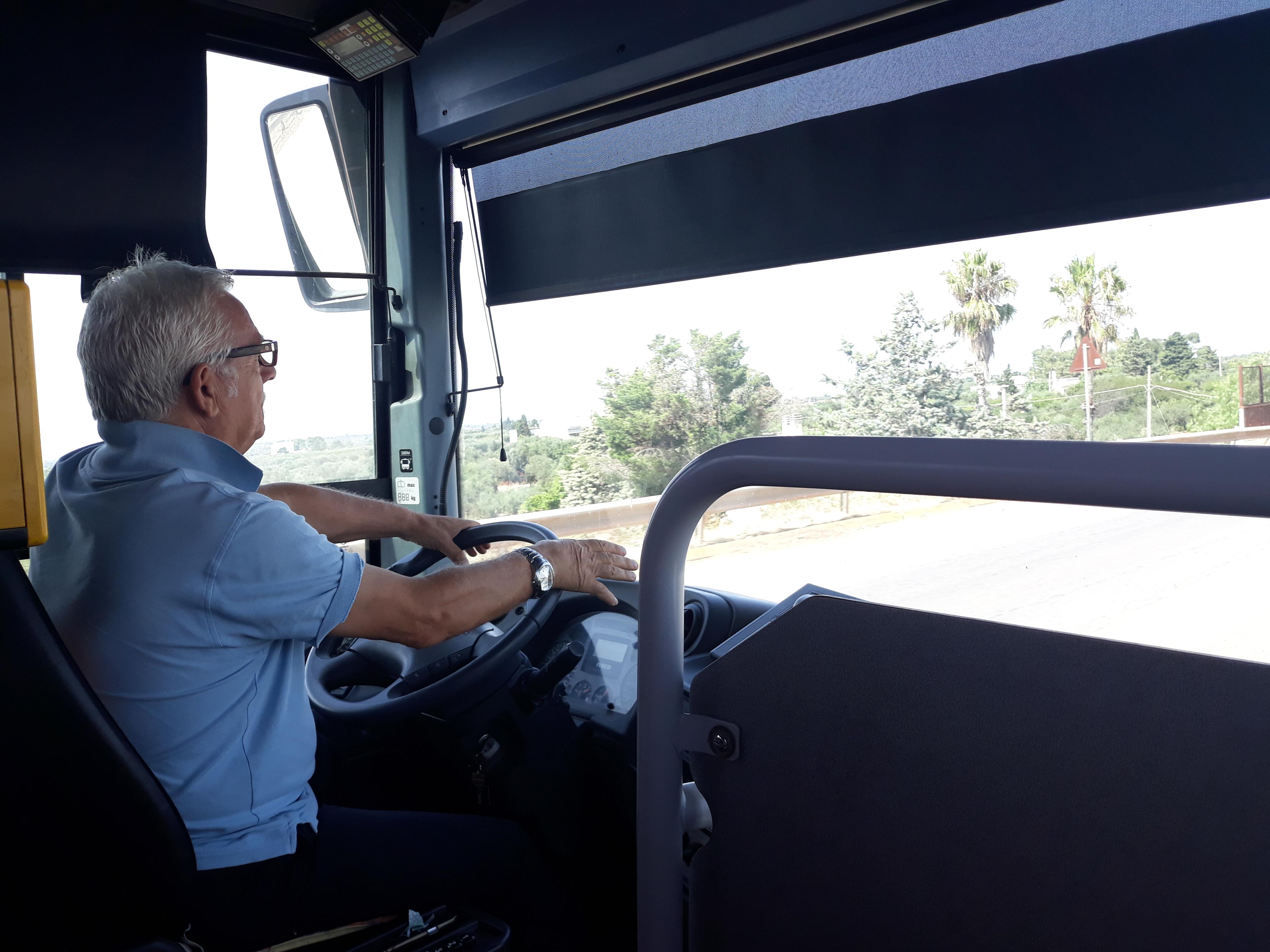 Buszsofőr