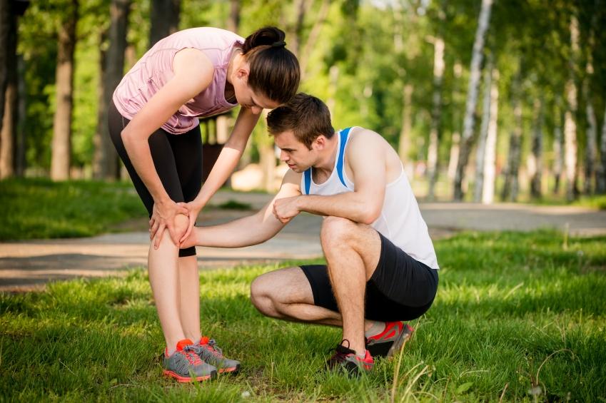 Hétköznapi sérülések: Hogyan kezeljük őket?