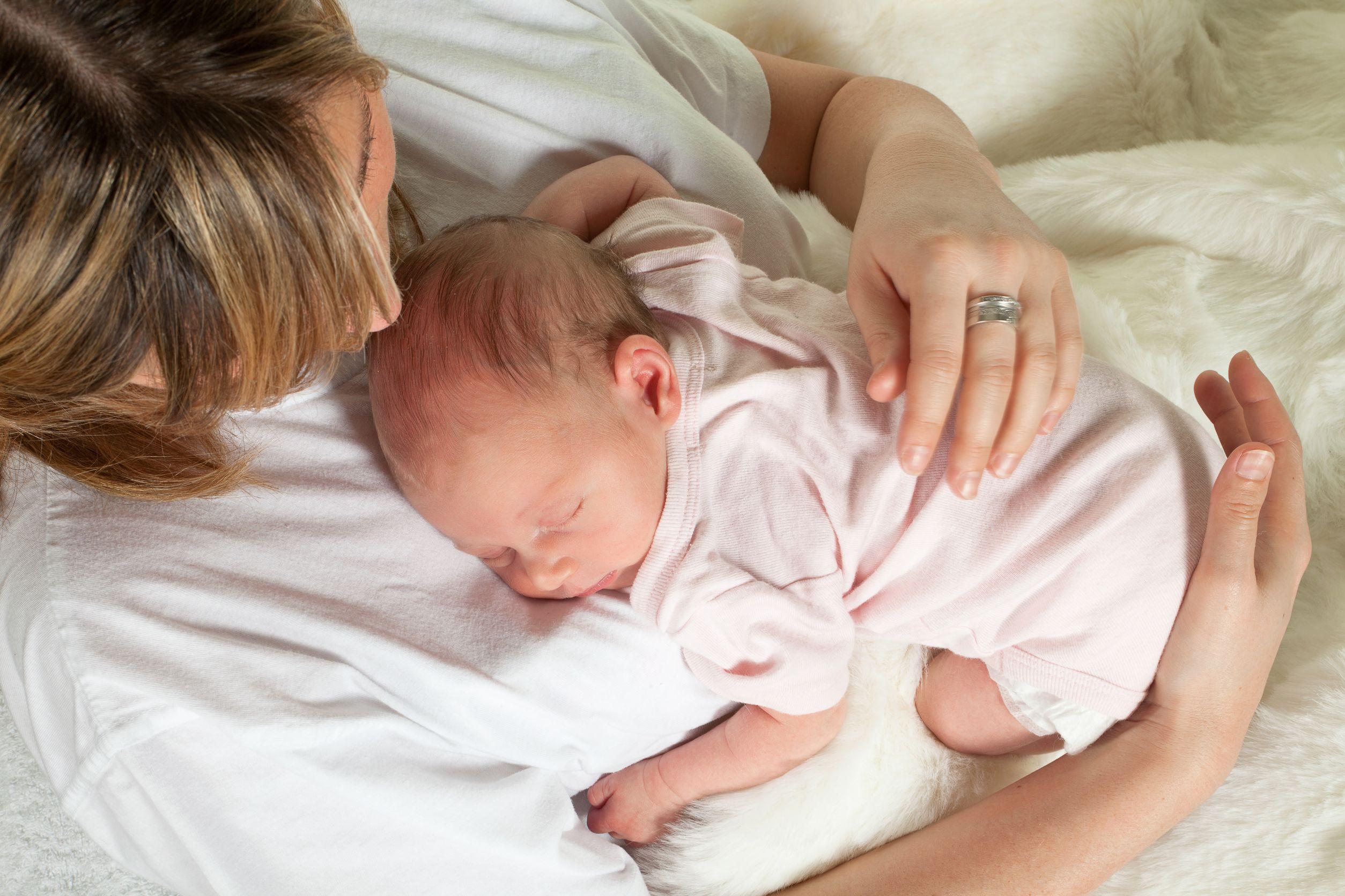 A kétszer született kislány