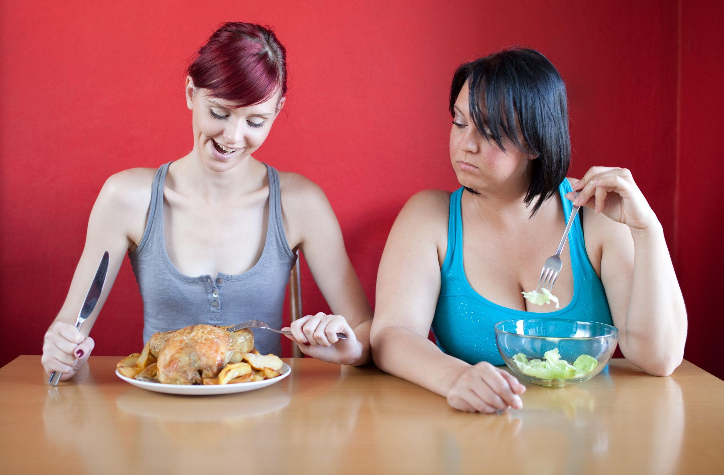 Mégsem egészséges a vékonyság?