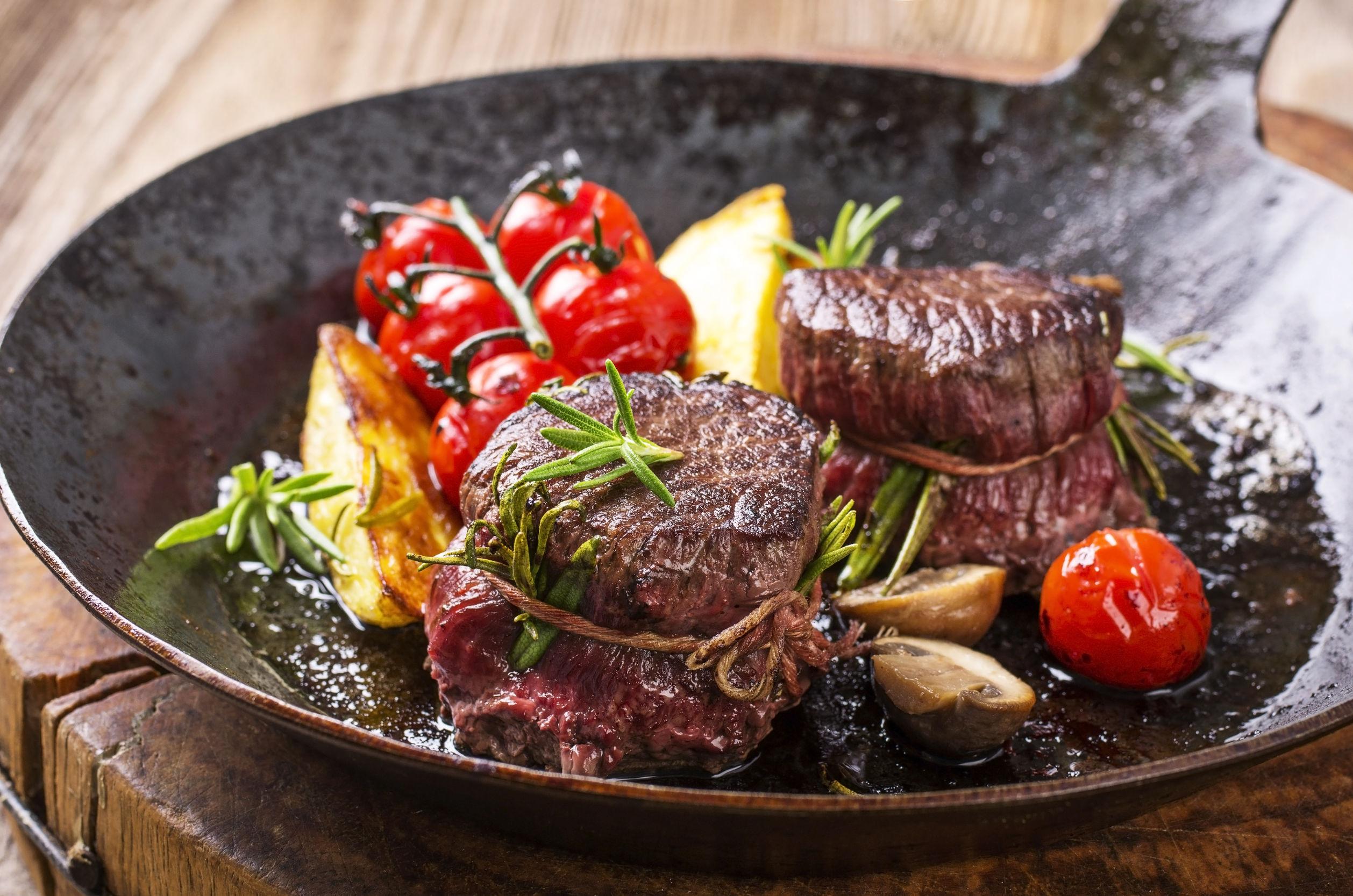 Szelíd ízek vadhúsból - Egészségséfünk ajánlja