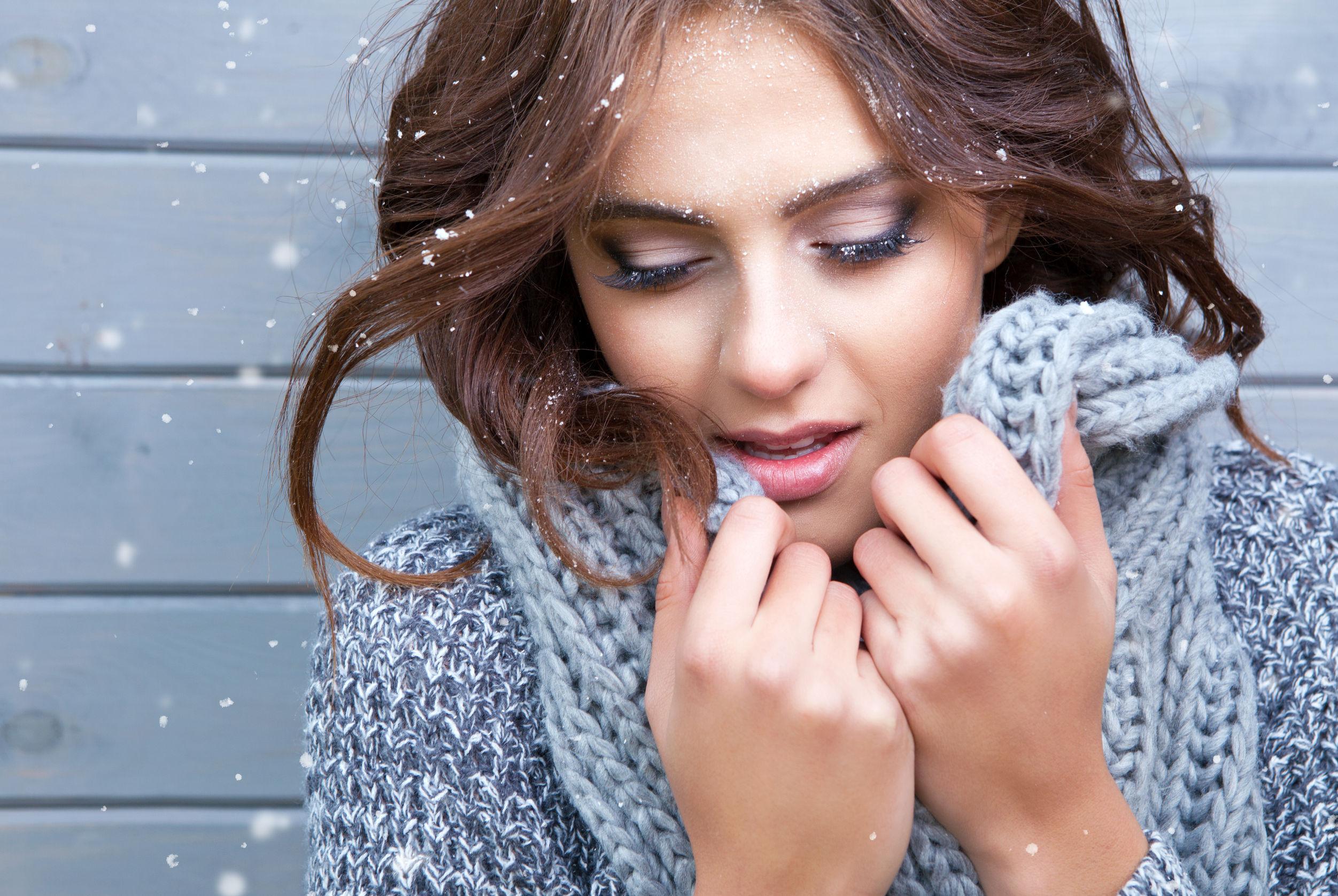 Bőrápolás télen