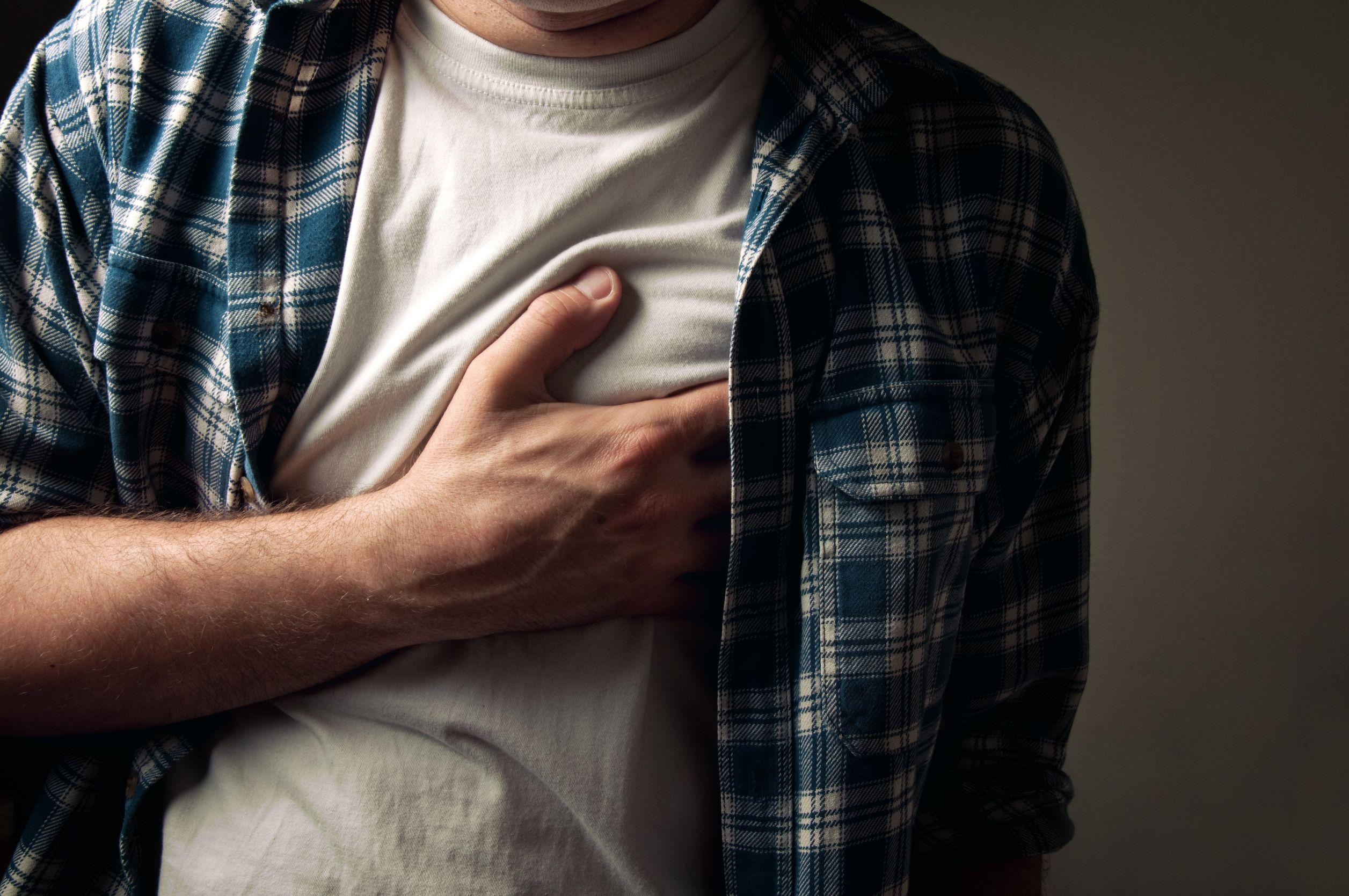Az állandó stressz szívinfarktust okoz