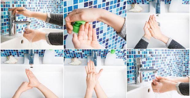 Kézmosással elkerülhető a fertőzés