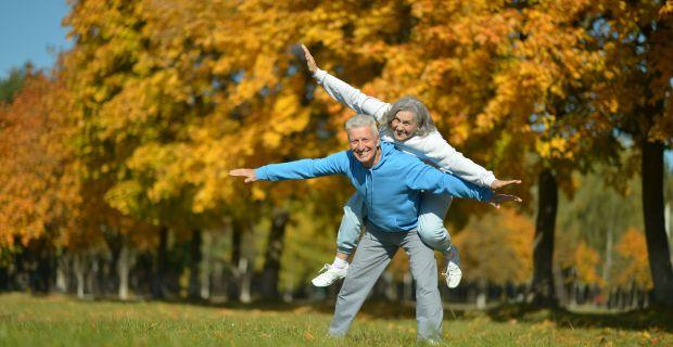 Az időskor nem betegségek