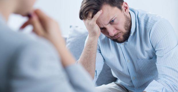 Depressziót okozhat a férfiaknál a cukor