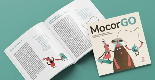 Könyv a gyerekek mozgásfejlődésének segítéséhez