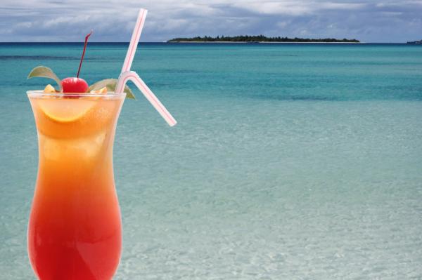 Beach Breeze - Egészségséfünk koktélja