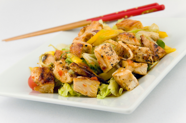 Mangós Cézár-saláta - Egészségséfünk receptje