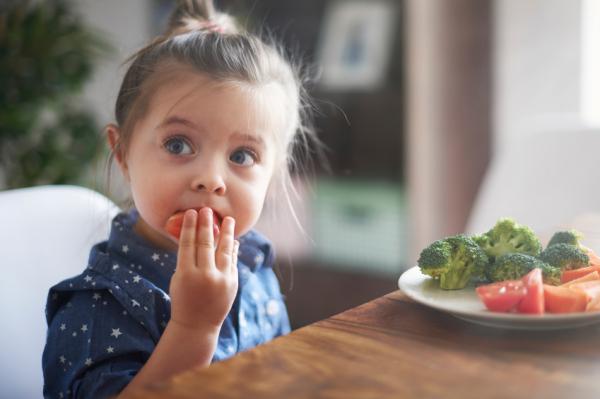 Mennyi vitamin kell a gyerekeknek?