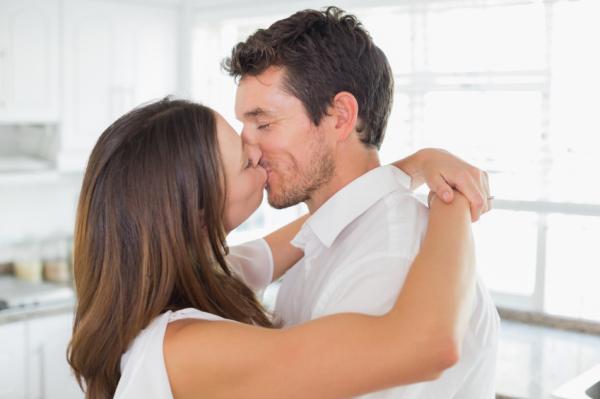 Mi a csók szerepe?