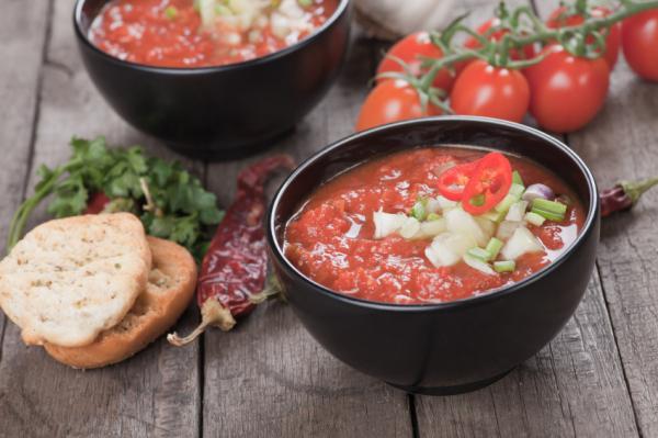 Gazpacho - Egészségséfünk receptje