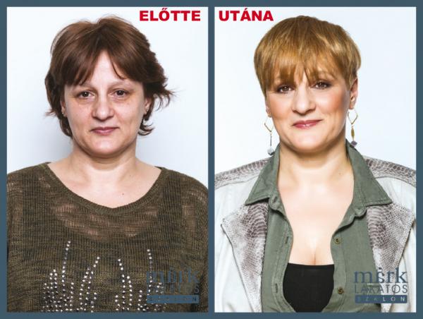 Judit átalakulása: