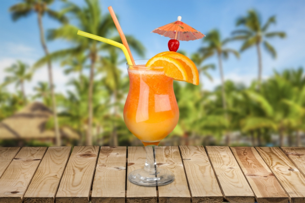 Tequila sunrise koktél - Egészségséf