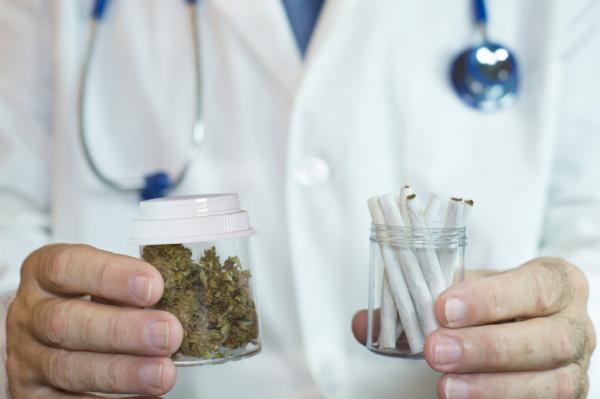 Rákos sejteket öl a marihuána