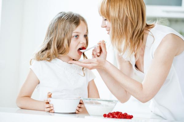Miért sovány a gyerek, ha normálisan eszik?