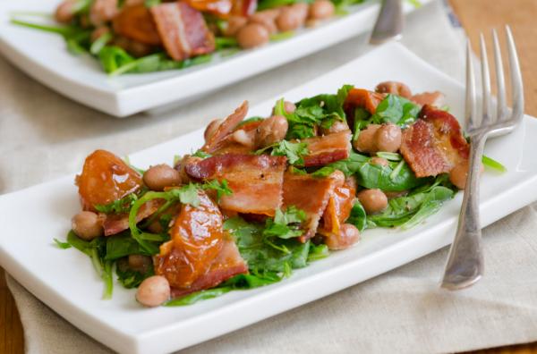 Fehérbabos saláta - Egészségséfünk receptje