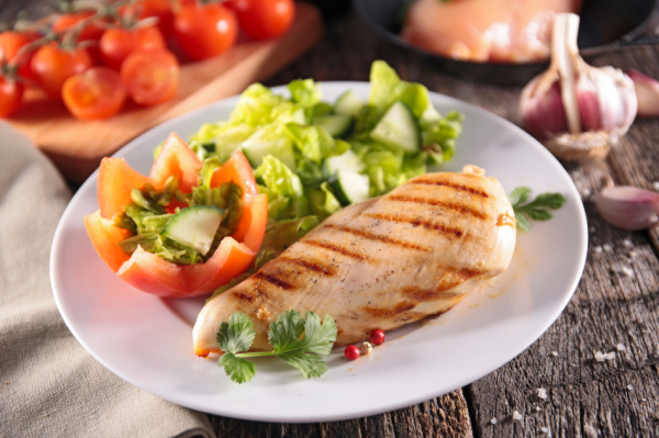 Hagymalekváros csirkemell - Egészségséfünk receptje