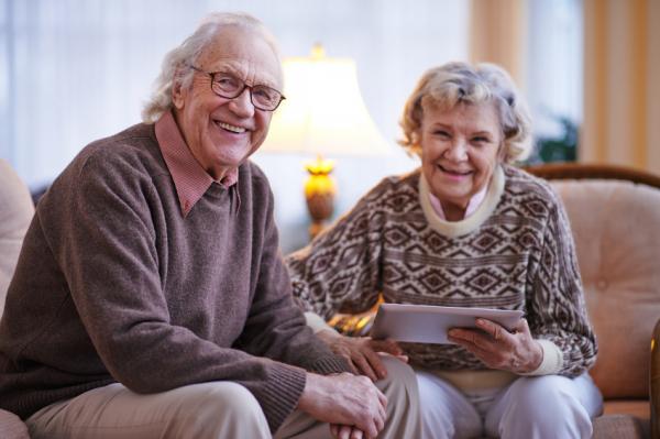 Nagy-Britanniában a legjobb öregnek lenni