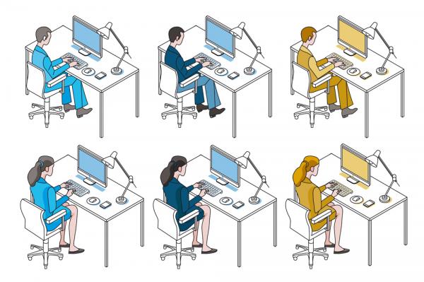 Nem az ülés öl, hanem a mozgás hiánya