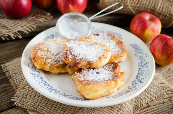 Almás amerikai palacsinta - Egészségséf