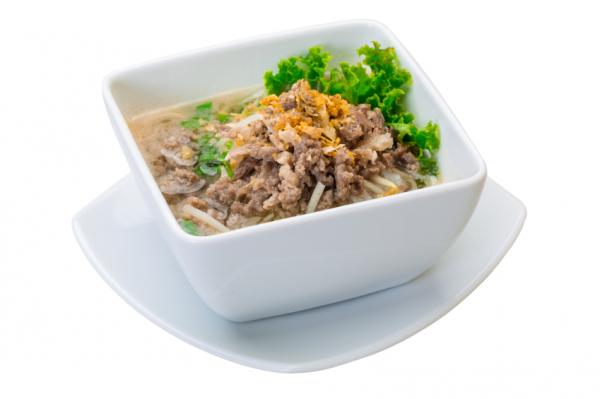 Darált húsos fokhagymaleves - Egészségséf