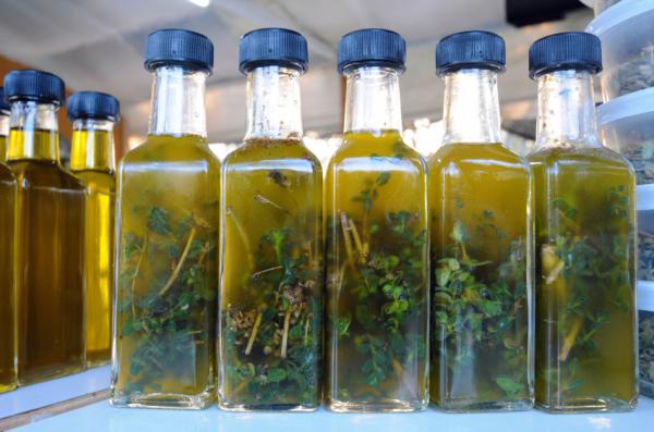 Házi fűszerolaj - Egészségséfünk receptje
