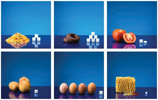 Kevesebb cukorral édesebb az élet