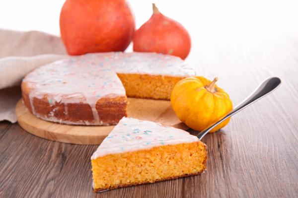 Narancsos, sütőtökös süti - Egészségséfünk receptje