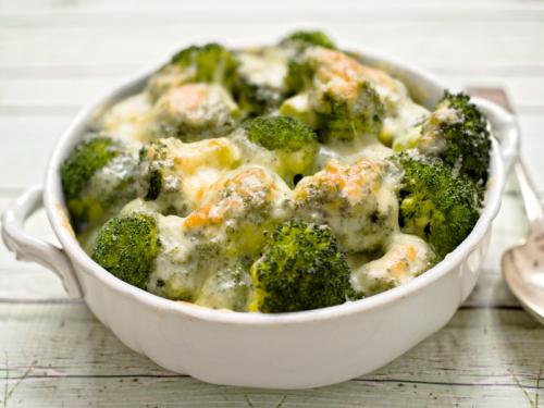 Karfiol és brokkoli csőben sütve - Egészségséfünk receptje