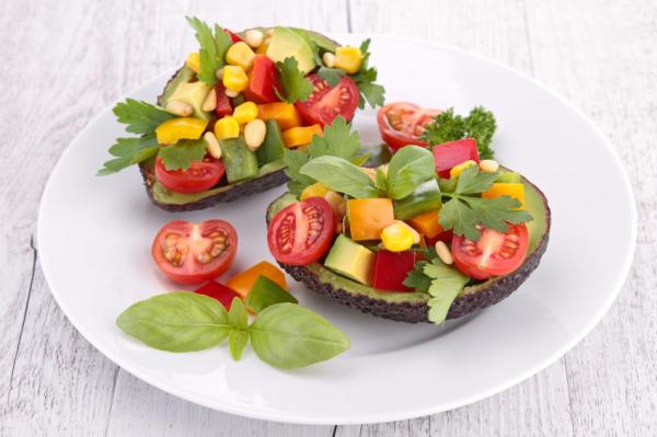 Avokadós saláta mix - Egészségséfünk receptje