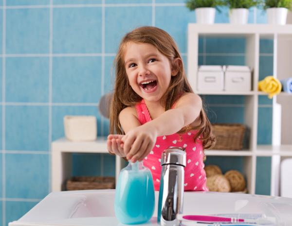 Így neveld higiéniára a gyereket!