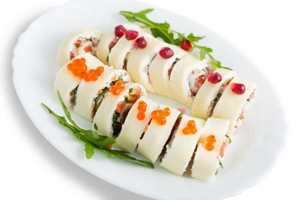 Sonkás sajttekercs - Egészségséfünk receptje
