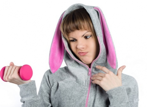 Fitnesztippek lusta lányoknak