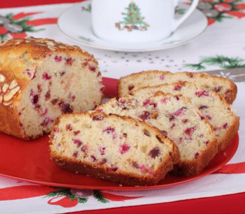 Karácsonyi gyümölcskenyér - Egészségséf