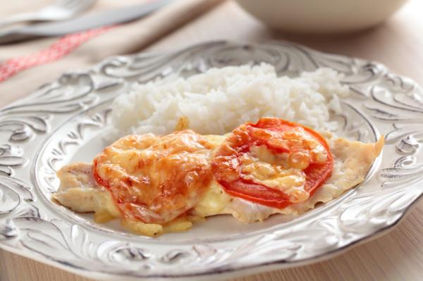 Mozzarellás csirkemell - Egészségséfünk receptje