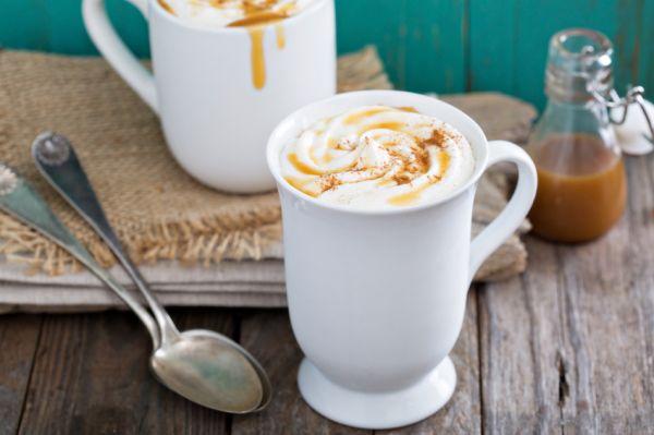Forró fahéjas karamell ital - Egészségséf