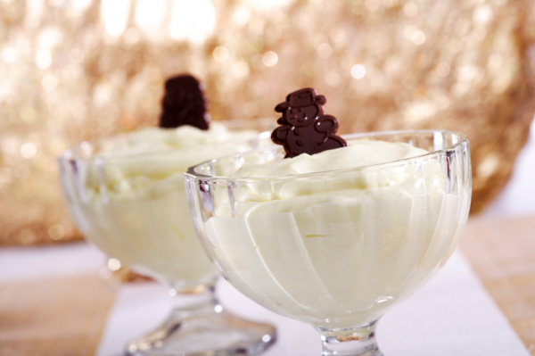 Pezsgőkrémes desszert - Egészségséf