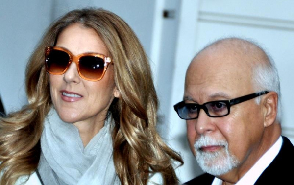 Meghalt Céline Dion férje