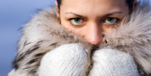 A száraz bőr téli ápolása