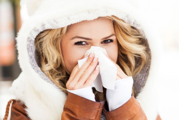 Gyógyulás 24 óra alatt - így szabadulj a megfázástól!