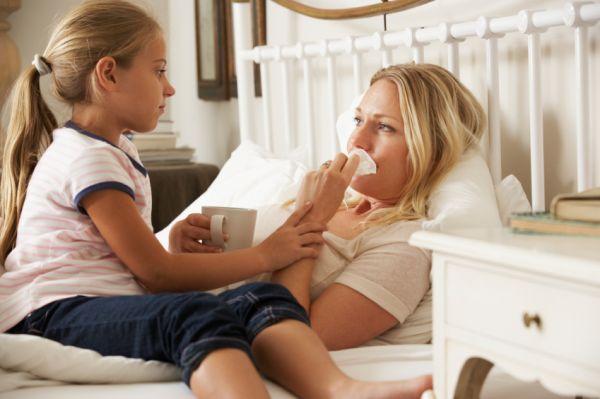 Az egész családot megviseli, ha anya beteg...