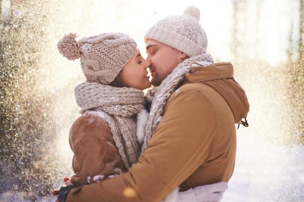 Ilyen a tökéletes csók!