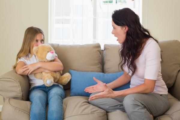 Az anyák többet kiabálnak?