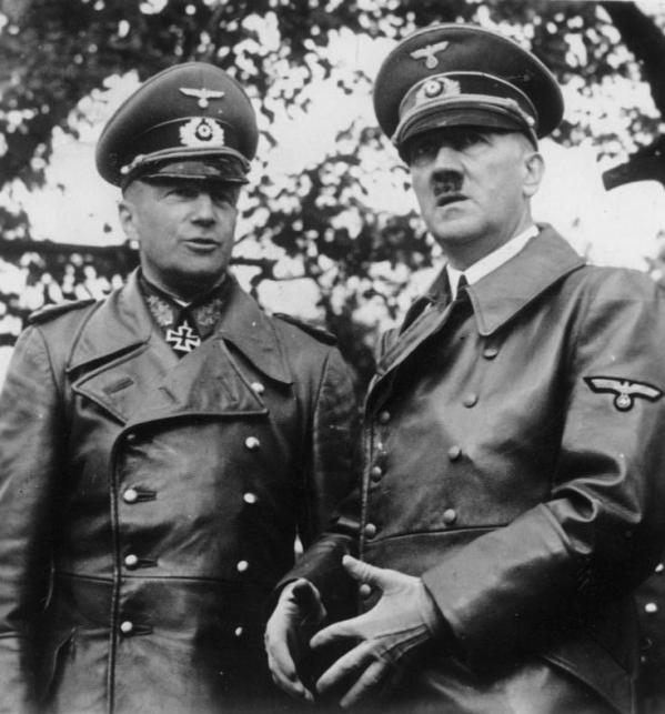 Hitler férfiasságát vizsgálták történészek